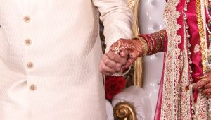 Indian man marries two women simultaneously