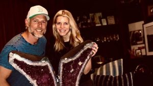 Jessica Simpson and Eric Johnson celebrate sixth anniversary