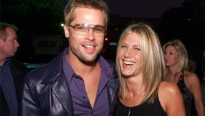 Brad and Jen: The most iconic celebrity break-up