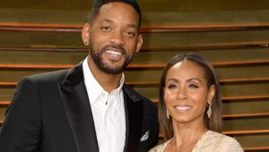 They are Legend: Will Smith and Jada Pinkett Smith
