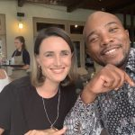 Mmusi and Natalie Maimane celebrate 15th anniversary