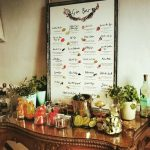 Ginspiration for the perfect gin bar on your wedding day