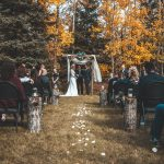 Intimate ceremony settings for a beautiful micro wedding