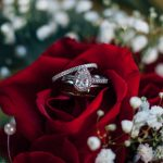 The perfect pear engagement ring