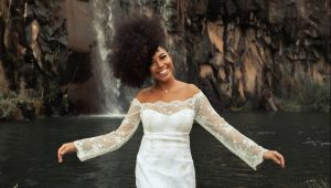 Beautiful bridal gowns that capture the boho spirit