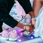 Alternative footwear options for your wedding day