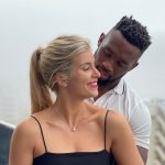 Siya and Rachel Kolisi celebrate four years of marriage