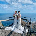 Love in the clouds: Table Mountain weddings