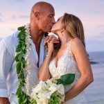 Dwayne 'The Rock' Johnson and Lauren Hashian celebrate first anniversary