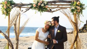 How to plan the ultimate tropical beach wedding
