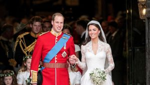 Interesting facts about Kate Middleton's wedding dress