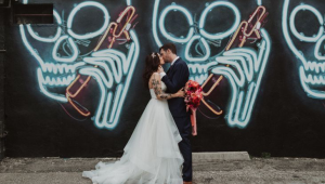How to host the perfect punk wedding