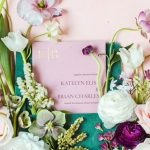 Celebrate new beginnings with spring-themed wedding invites
