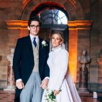 Ellie Goulding and Caspar Jopling celebrate one-year anniversary