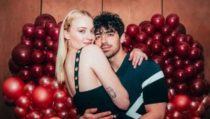A song of love and laughter: Joe Jonas and Sophie Turner