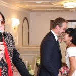 Lily Allen and David Harbour tie the knot in Vegas