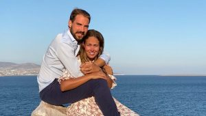 Prince Philippos of Greece announces engagement to Nina Flohr