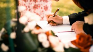 The new frontier: E-marriage contracts