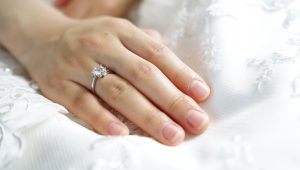 What to consider when resetting your engagement ring