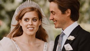 Princess Beatrice's wedding dress to go on display
