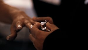 Sweet enscriptions to have engraved in your ring