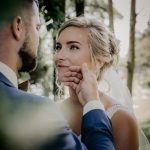 Priceless wedding day facial expressions caught on camera