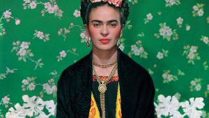 How to get a Frida Kahlo-inspired wedding look