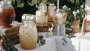 Delicious DIY drink ideas to serve your guests