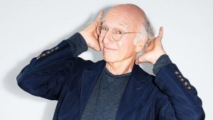 Larry David ties the knot with Ashley Underwood