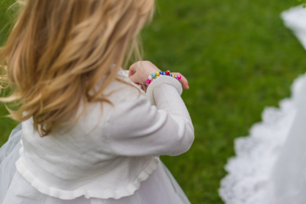 How to involve your kids in your wedding day