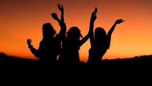 The history of bachelor and bachelorette parties