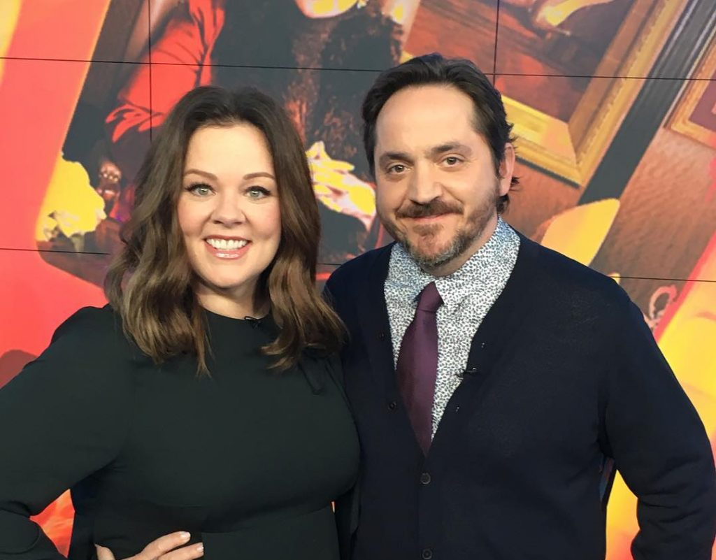Melissa McCarthy and Ben Falcone celebrate 15th wedding anniversary