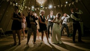 Should you have a live band or a DJ at your wedding?