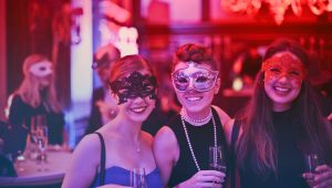 Carnival-themed wedding decor ideas for a fun-filled evening