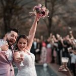 50 of the best wedding entrance songs to get the party started