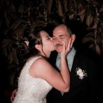 Bride saves father after he collapses at her wedding