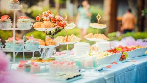 Classic South African desserts to include in a wedding menu