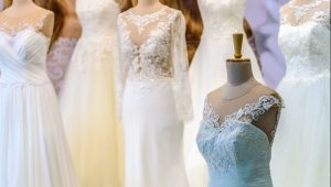 David's Bridal offers 3-D wedding dress shopping experience