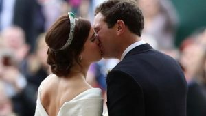 Princess Eugenie and Jack Brooksbank celebrate two-year anniversary