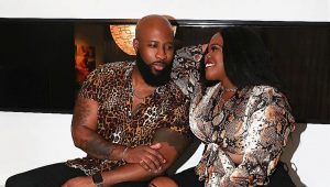 Amber Riley and Desean Black announce their engagement