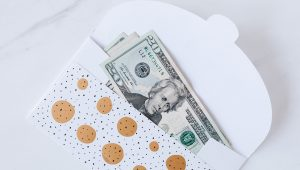How to ask for cash instead of a physical wedding gifts