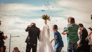 How to include your blended family on your wedding