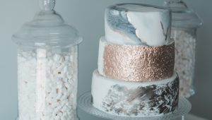 Marvelous marble cakes that will blow you away