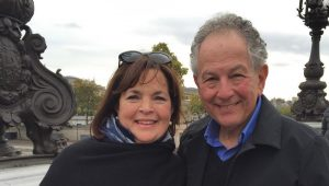 Ina Garten shares adorable throwback to celebrate anniversary with Jeffrey