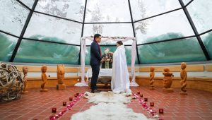 Unique wedding venues from across the world