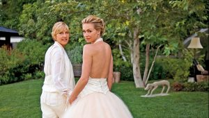 Blazing a trail: Ellen DeGeneres and Portia de Rossi's love story