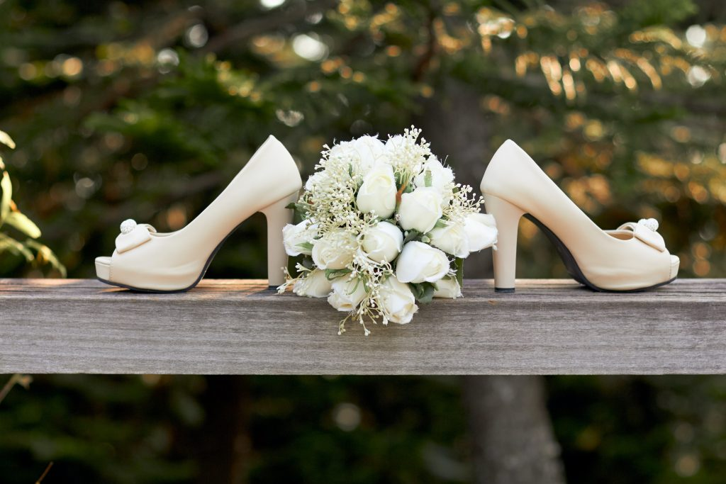 How to pick your perfect wedding shoe