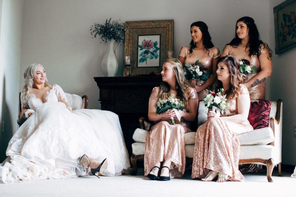 Bride forces bridesmaids to sign struct 37-rule contract