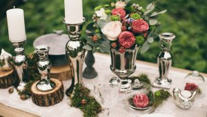 Easy wedding centrepieces you can DIY