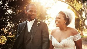 Gayle King's daughter tied the knot at Oprah's house